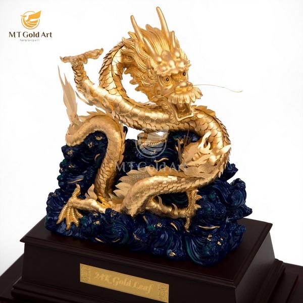tượng rồng phong thủy
