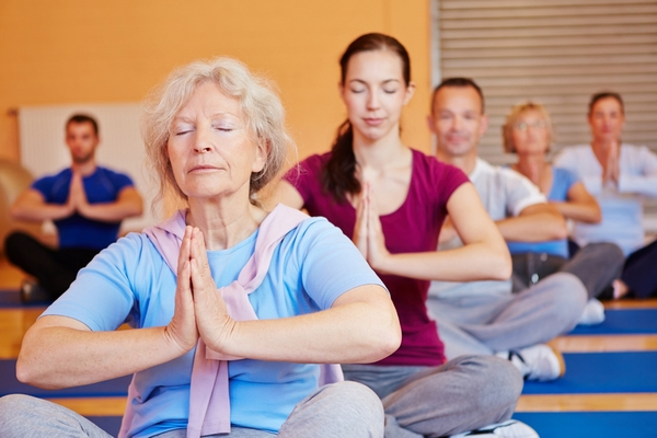 thẻ yoga