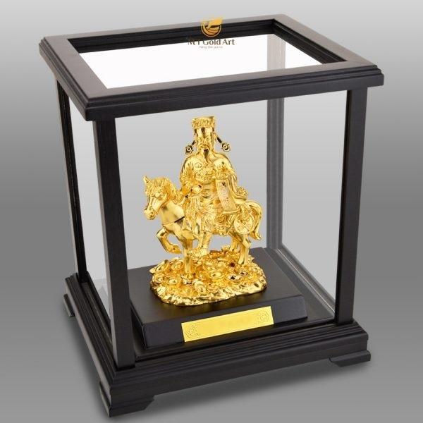 Tượng thần tài mạ vàng 24k