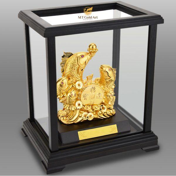 tượng mạ vàng