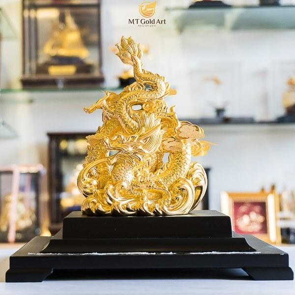 tượng dát vàng